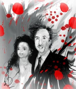 Helena Bonham Carter, Tim Burton by Paige_M